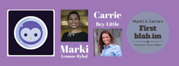 1st Blab Marki Lemons-Ryahal Carrie Little